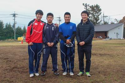 大 部 京 ラグビー